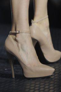 σωματότυπός αχλάδι, παπούτσια