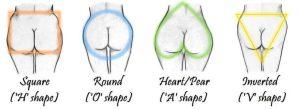 What-butt-shape-am-I | Brazilian butt lift